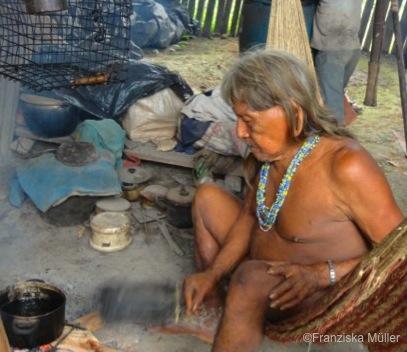 Waorani-Equateur