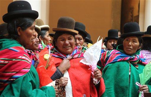 Boliviennes