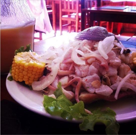 Ceviche-Perou