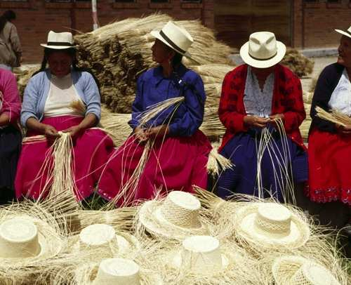Panama-Chapeau-Equateur