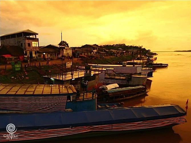Arrivee-Nauta-Iquitos