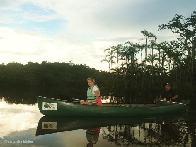 CircuitEquateur-Canoe-Cuyabeno