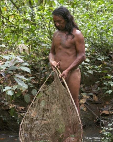 Huaorani-Peche-Equateur