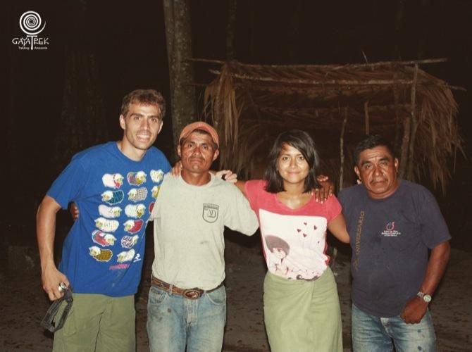 RoutedeTikal-Campement-Guatemala