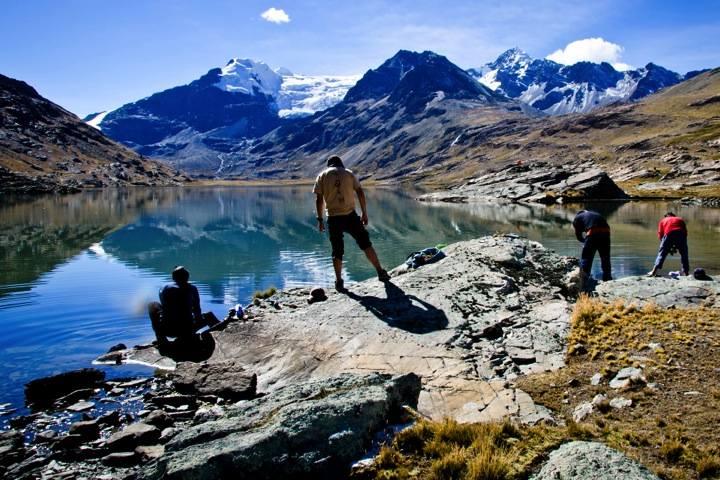 Campement-Apolobamba