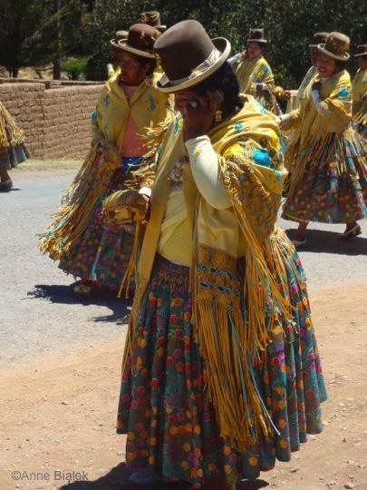 Chola-Bolivie