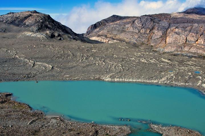 Lagune-Apolobamba