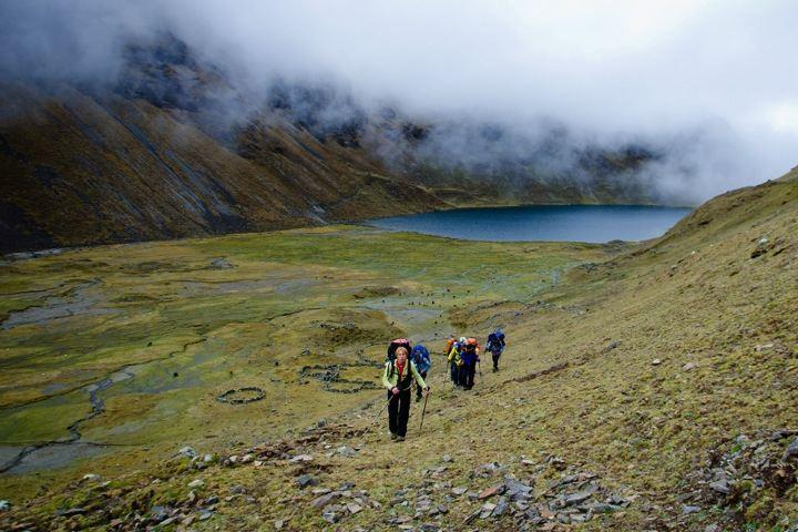 Trek-Apolobamba-Bolivie