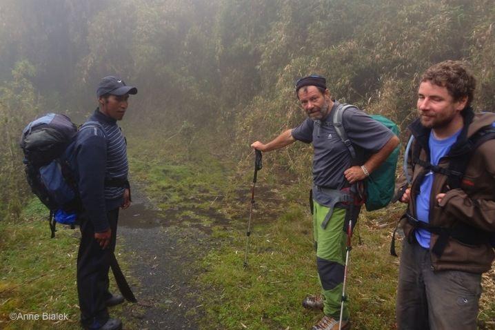 Trekking-Yunga