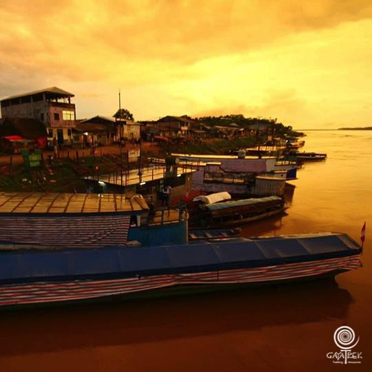 Nauta-Iquitos-Perou