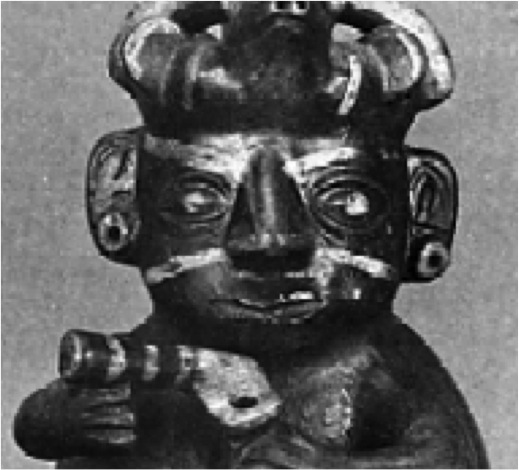 Coca-Statue