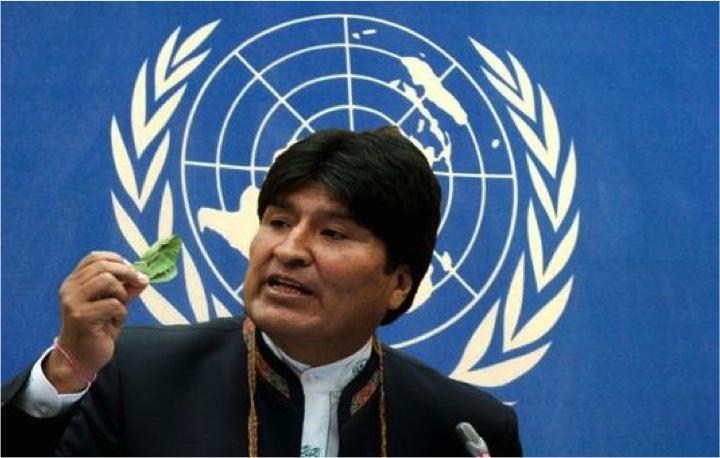 Evo-Morales-Coca-ONU