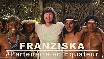 Franziska-Huaorani-Equateur