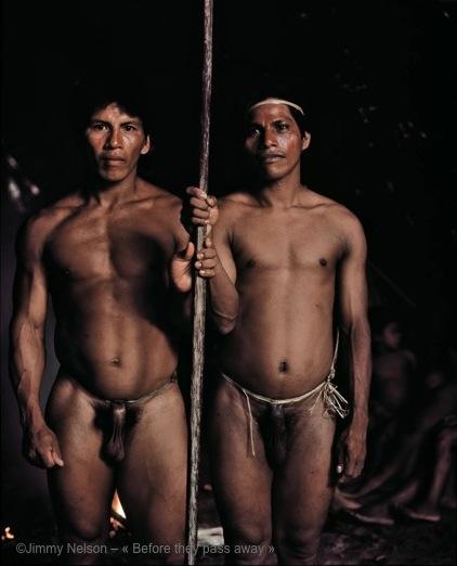 Guerrier-Waorani