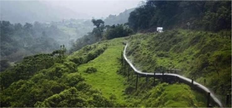 Pipeline-Equateur