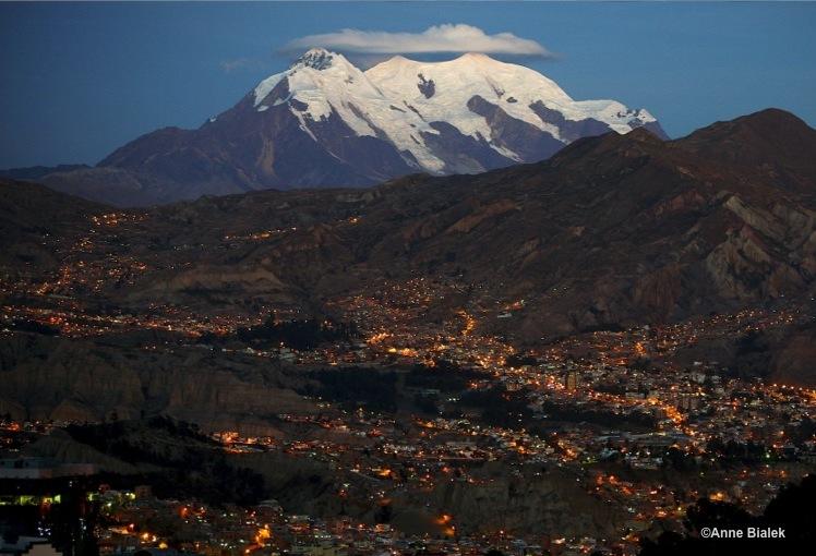 Illimani-La-Paz