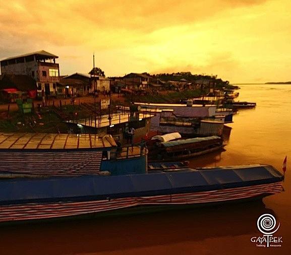 Dépaysement-Amazonie-Soir