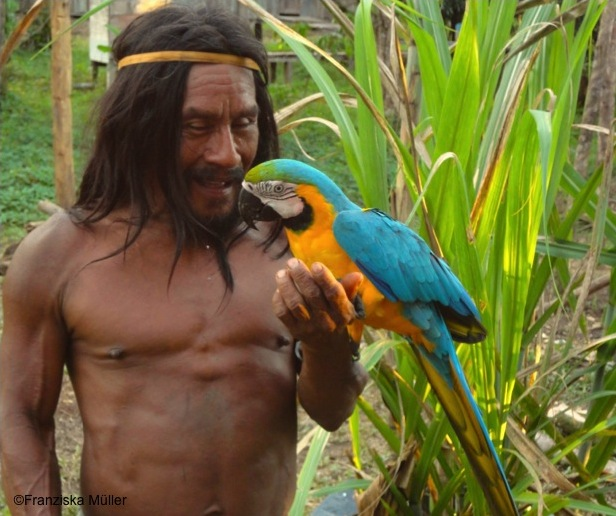 Ecotourisme-Waorani-Equateur