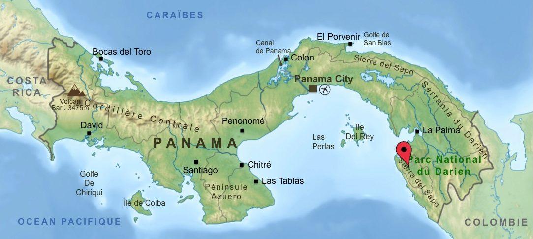 Carte-Panama-Expe-Darien