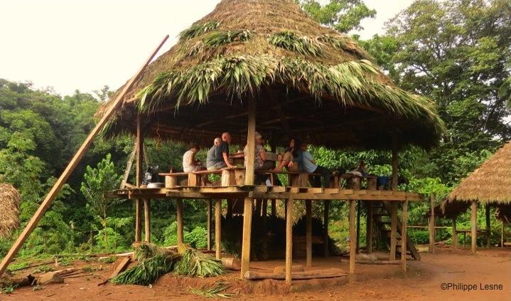 Habitation-Village-Embera