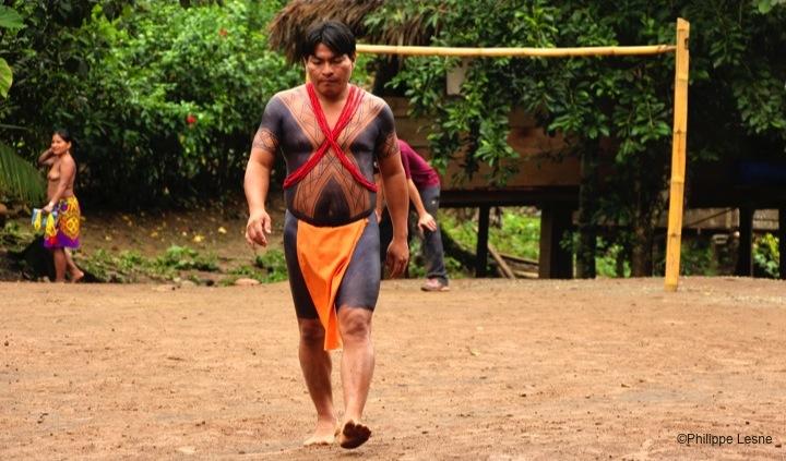 Indien-Embera