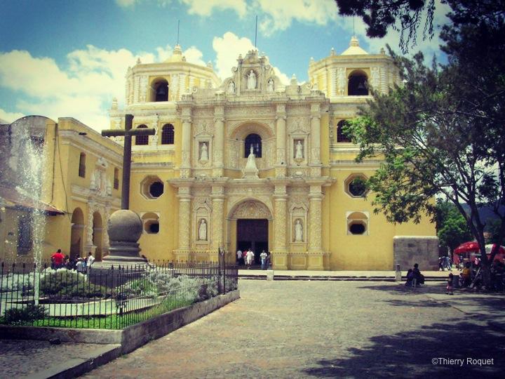 Antigua-Guatemala-Place