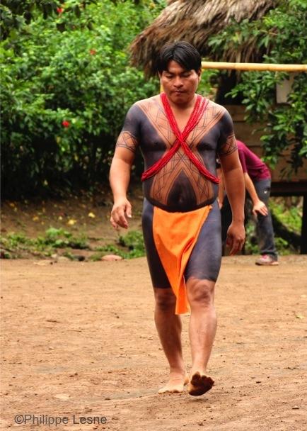 Guide-Embera-Panama