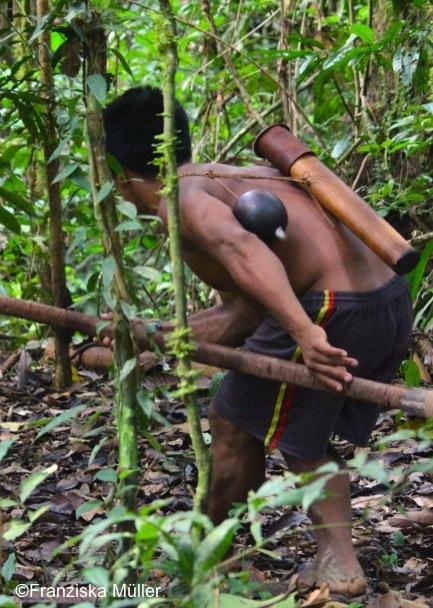 Guide-Huaorani-Equateur