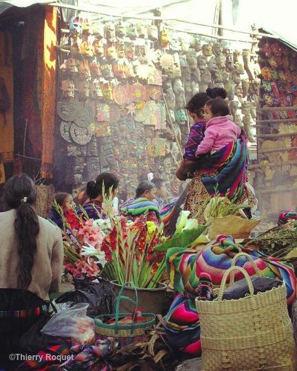 Marche-Chichicastenango-Guatemala
