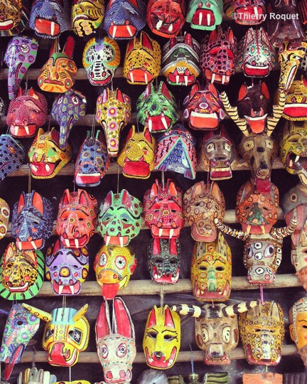 Mercado-Chichicastenango-Guatemala