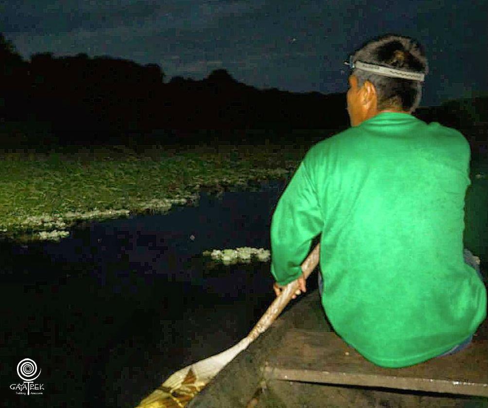 Nuit-Caiman-Canoe