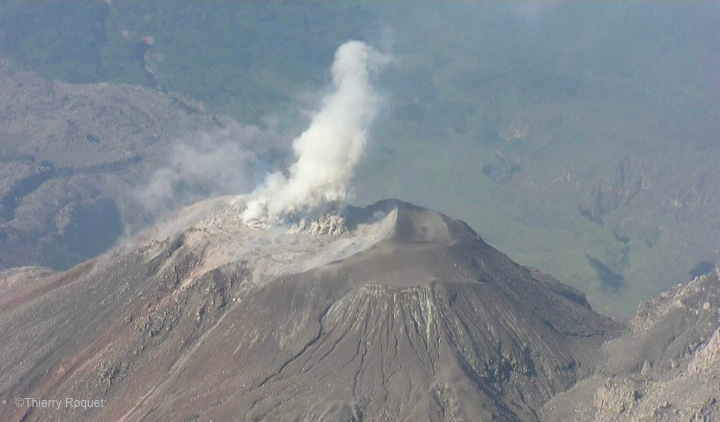 Volcan-Santiaguito-Guatemala